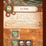 Elder Sign: The Koi Pond