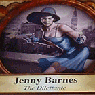 Elder Sign: Jenny