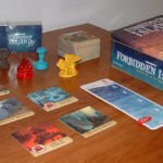 New board game FTW! Unpacking Forbidden Island