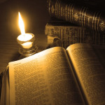 old-books-candle